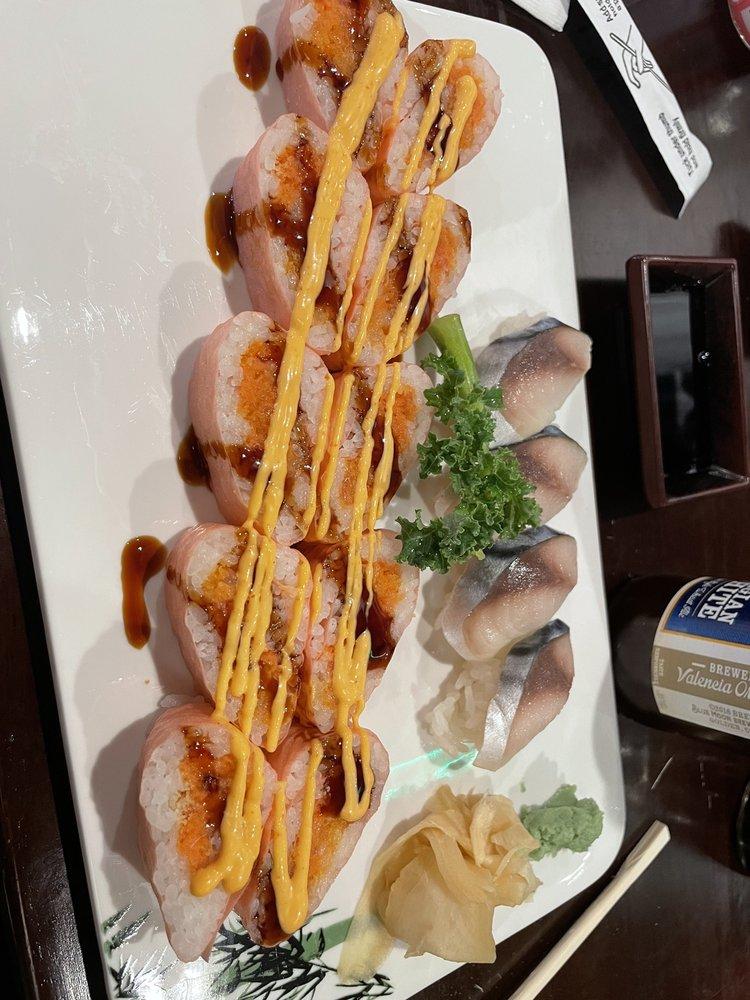 Ninja Hibachi Sushi Steak House: 1080 S Main St, Bowling Green, OH