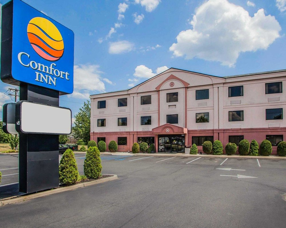 Comfort Inn 22 Photos Hotels 1009 Us 206 Bordentown Nj Phone Number Yelp