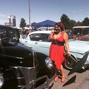 Viva Las Vegas Rockabilly Weekend Photos Reviews - Vegas rockabilly car show