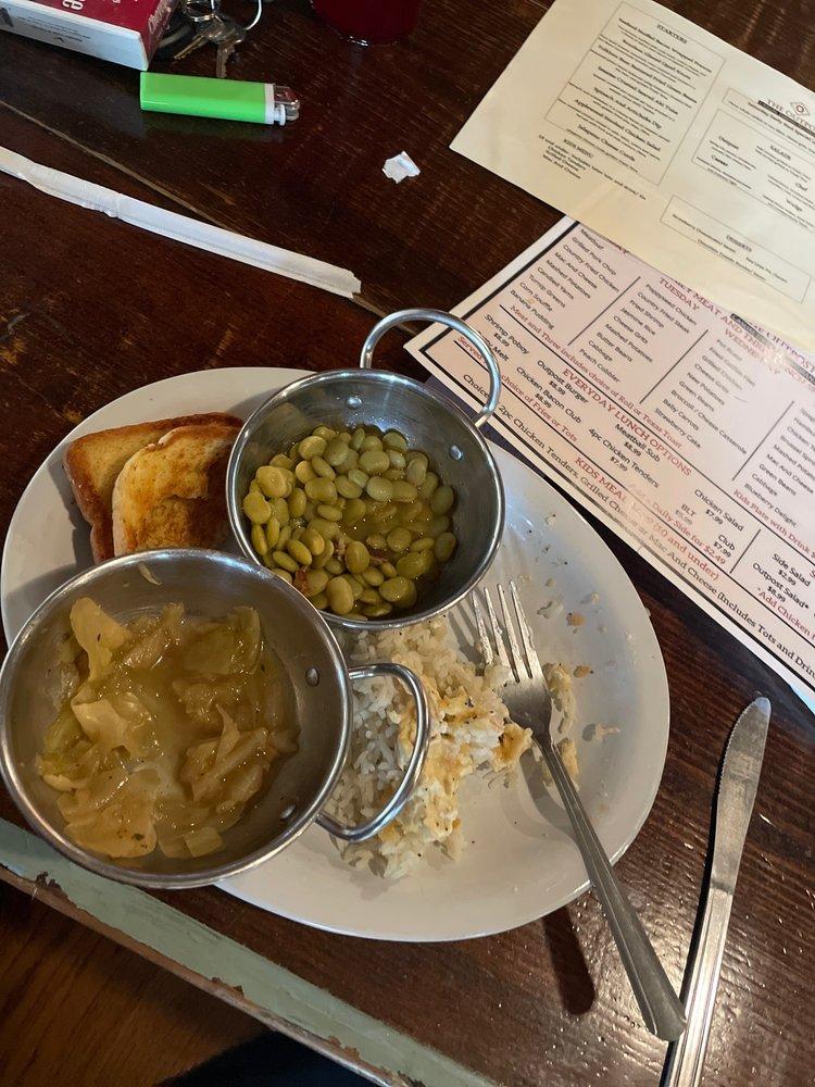 The Outpost Casual Dining Restaurant: 711 E Mckinnon St, New Brockton, AL