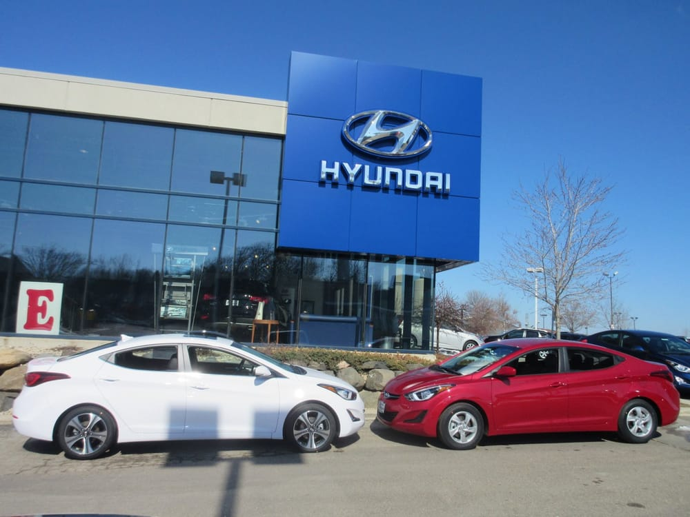 Photos For Zimbrick Hyundai Eastside Yelp