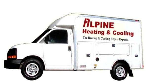 Alpine Heating & Cooling: 1957 Park Ln, Burlington, WA