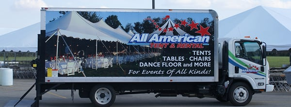 Photo Of All American Tent Rental
