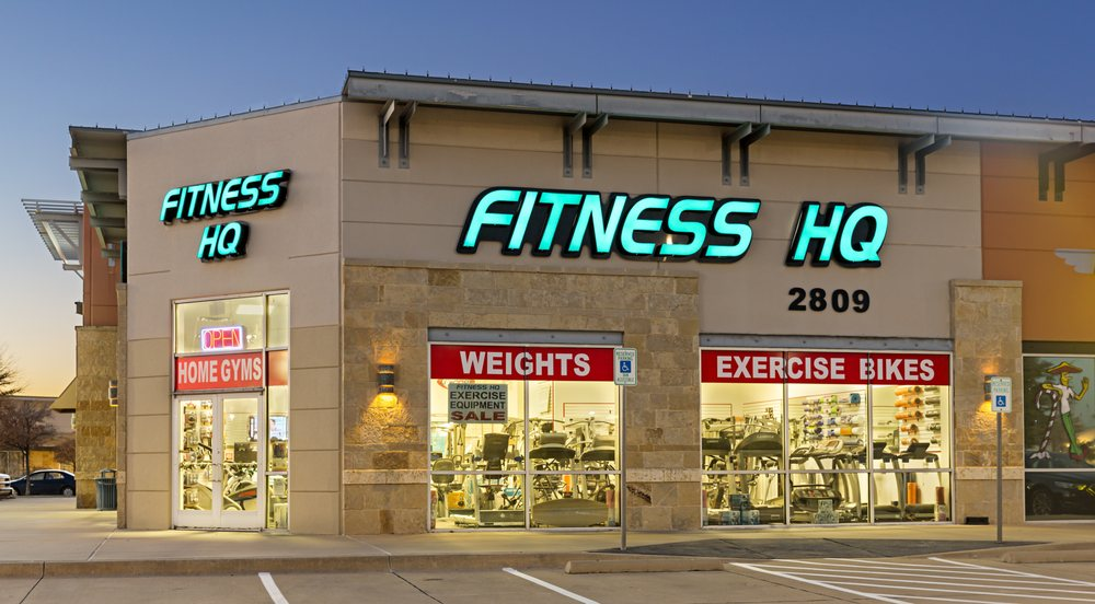 Fitness HQ Outlet: 2809 Preston Rd, Frisco, TX
