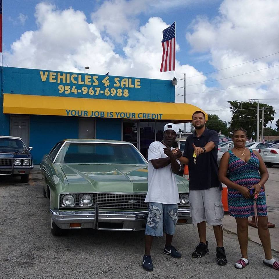 ANOTHER SATISFIED CUSTOMER, HOLLYWOOD\'S PREFERRED CAR DEALER!!! - Yelp