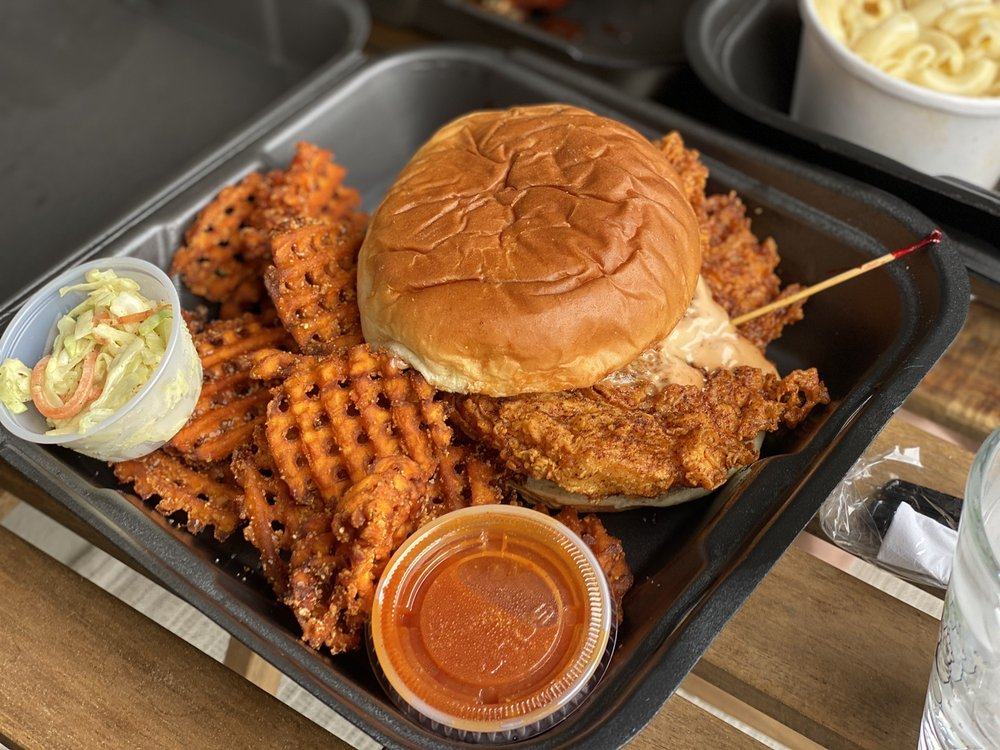 Food from The Cookshack