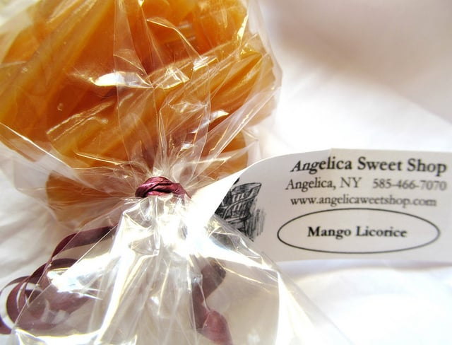 Angelica Sweet Shop: 44 West Main St, Angelica, NY