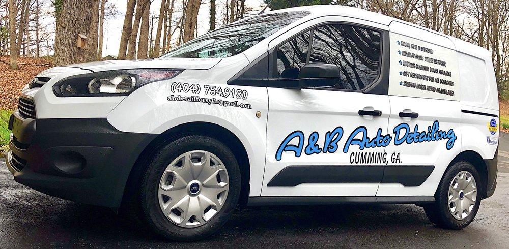 A&B Mobile Auto Detailing: Cumming, GA