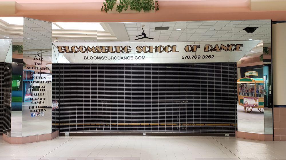 Bloomsburg School of Dance: 225 Columbia Mall Dr, Bloomsburg, PA
