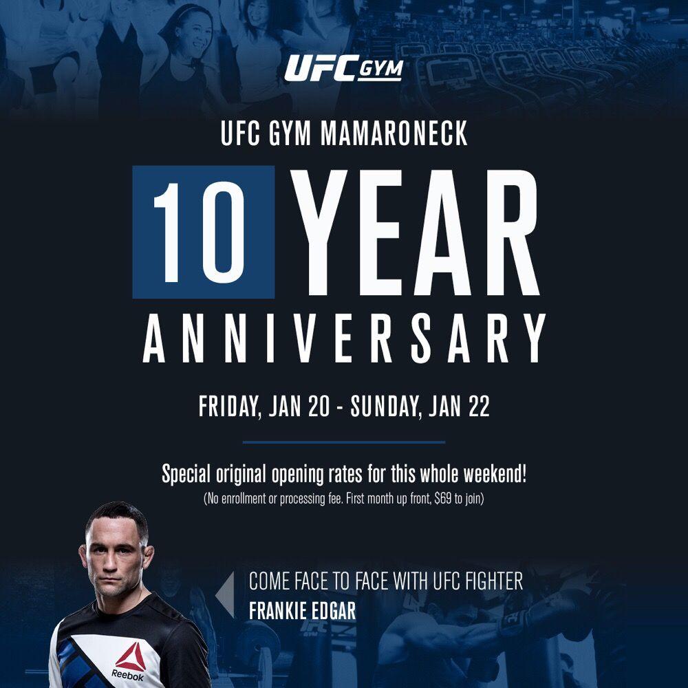 UFC GYM Mamaroneck - 13 Photos & 12 Reviews - Trainers - 300