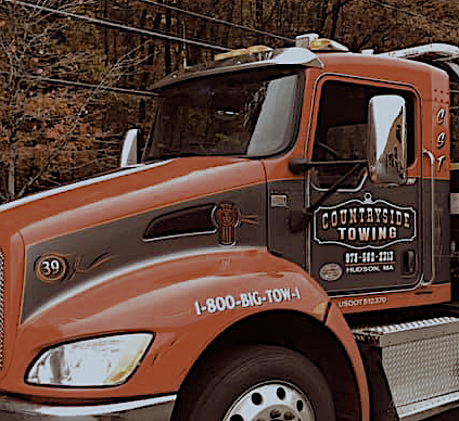 Towing business in Hudson, MA
