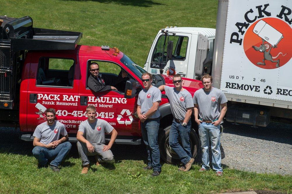 Pack Rat Hauling: 16151 Mountain Ridge Ln, Purcellville, VA
