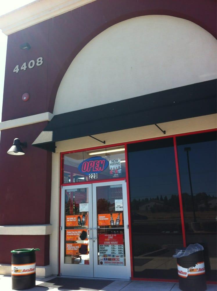AutoZone Auto Parts: 4408 Elverta Rd, Antelope, CA
