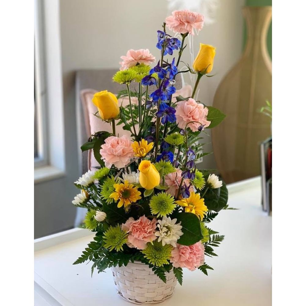 Stems Flower Shop: 1100 N Hickory Blvd, Pleasant Hill, IA
