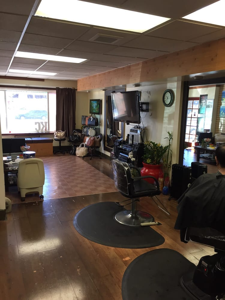 Kc beauty salon hairdressers 155 s vermont ave for A b beauty salon