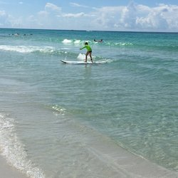 Surf Fly Fishing in Destin Florida