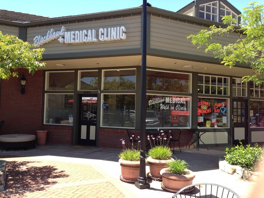 Blackhawk Medical Walk In Clinic: 3424 Camino Tassajara Rd, Danville, CA