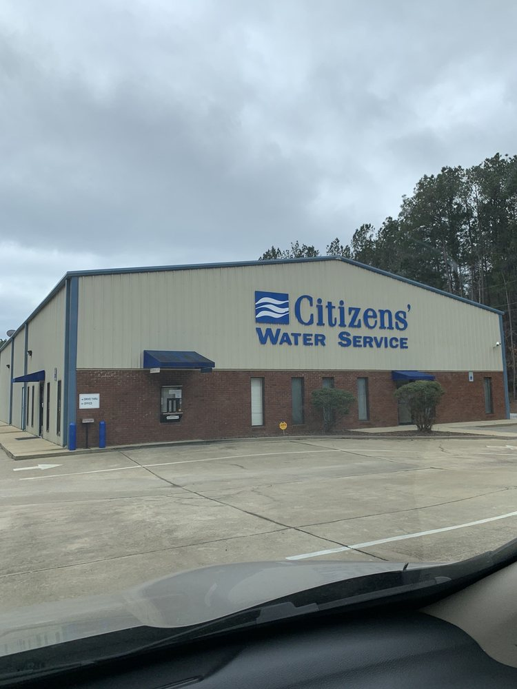 Citizens Water Service: 16773 Highway 11 N, Vance, AL