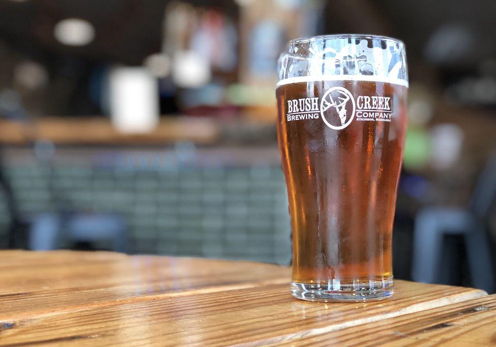 Brush Creek Brewing Company: 102 N Main St, Atkinson, NE