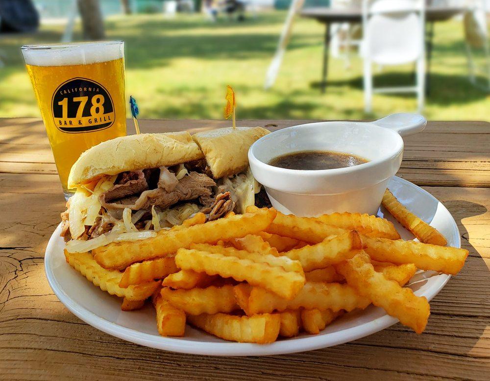 178 Bar & Grill: 6107 Lake Isabella Blvd, Lake Isabella, CA