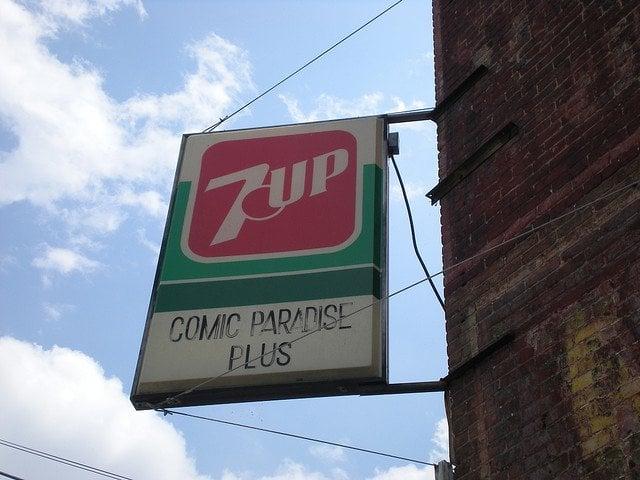 Comic Paradise Plus: 401 Walnut Ave, Fairmont, WV
