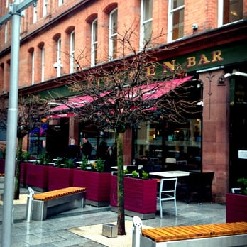 Charming Photo Of The Kitchen Bar   Belfast, United Kingdom. Perfect People Watching  Post For