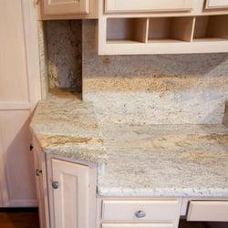 Photo Of Detroit Stone   Shelby Township, MI, United States. Ivory Silk  Granite
