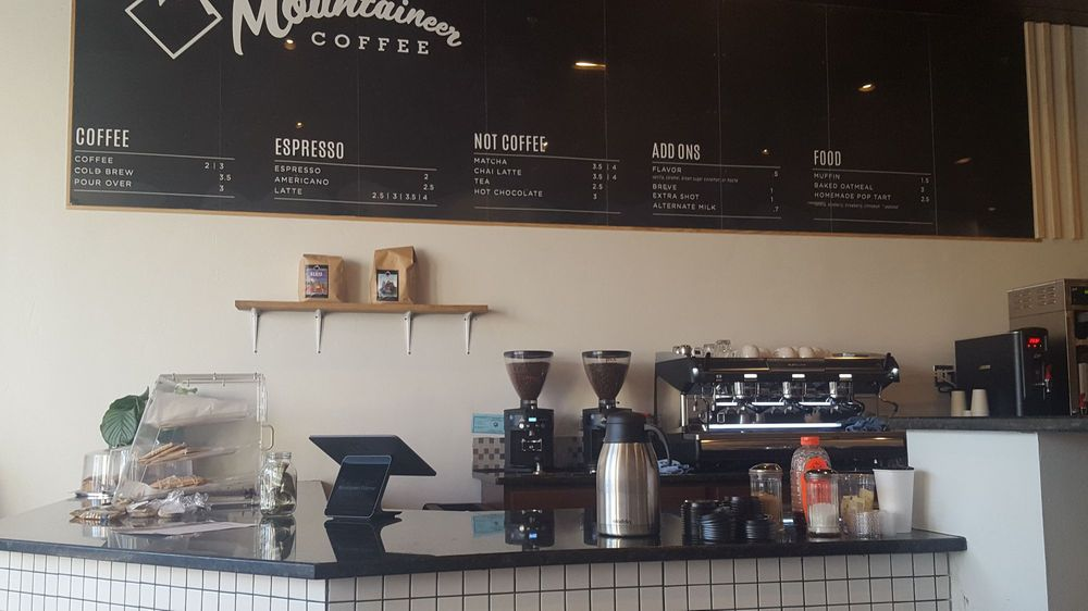 Mountaineer Coffee: 3685 Tampa Rd, Oldsmar, FL