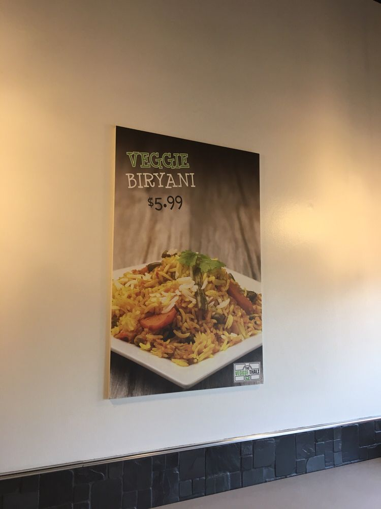 The Veggie Thali: 1410 Victoria Park Avenue, Toronto, ON