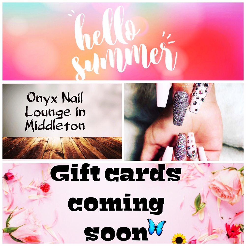 Onyx Nail Lounge: 2602 Allen Blvd, Middleton, WI