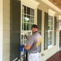 Photo Of First Cl Clean Raleigh Nc United States Traditional Window Cleaning