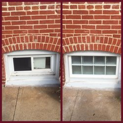 Beautiful Replacing Basement Windows with Glass Block