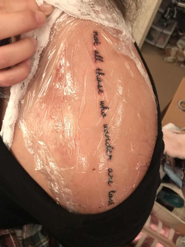Skin Grafix Tattoo Studios: 429 Evans St, Greenville, NC