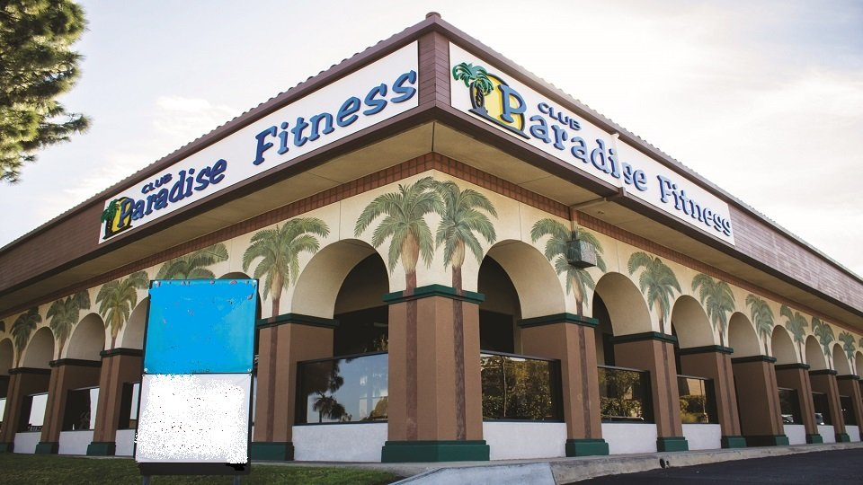 Club Paradise Fitness