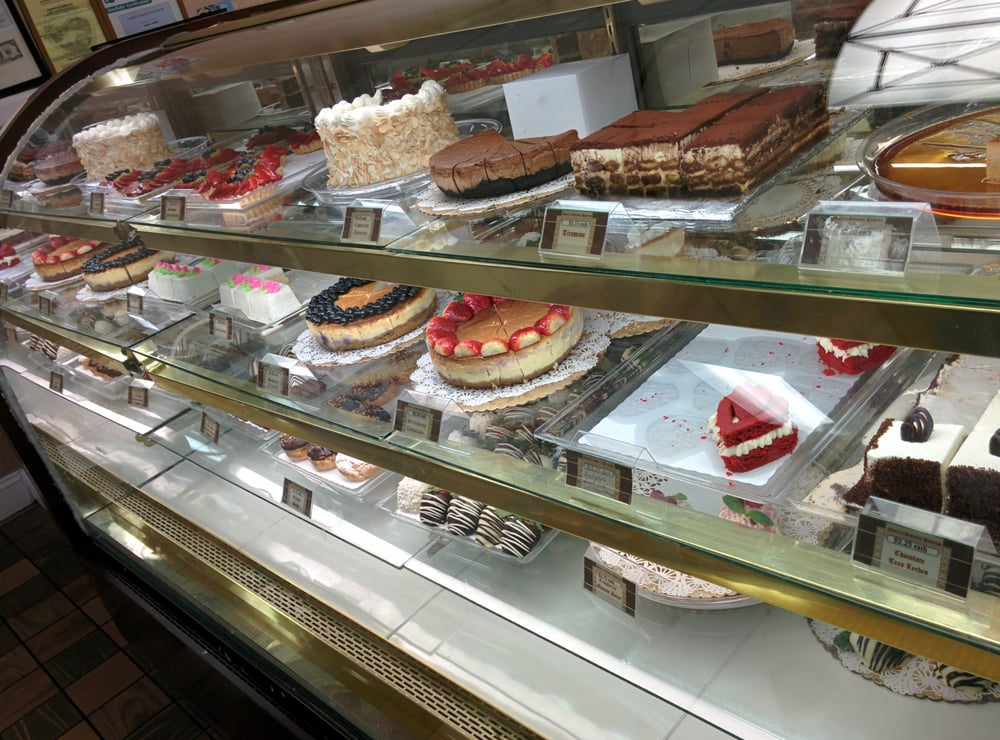 Maria S Gourmet Pastries 58 Photos Bakeries El