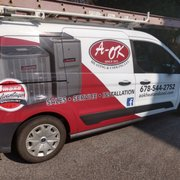 Photo Of A Ok Heating Cooling Peachtree City Ga United States