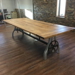 Photo Of Cutting Edge Craftsmen   Indianapolis, IN, United States. Custom  Table Legs