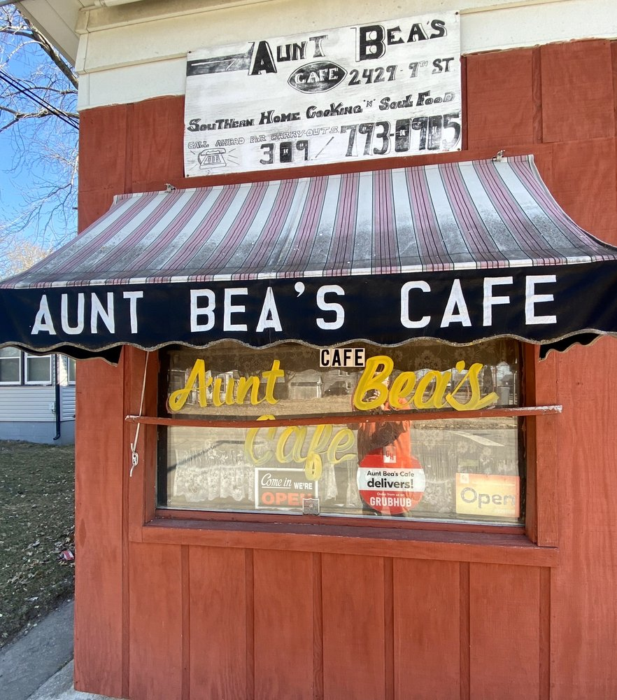 Aunt Bea's Cafe: 2429 9th St, Rock Island, IL