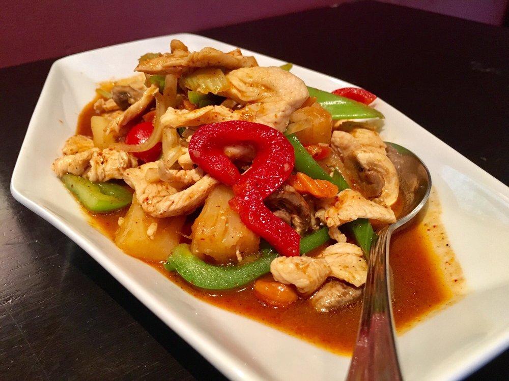 Thai Food Main Ave Norwalk Ct