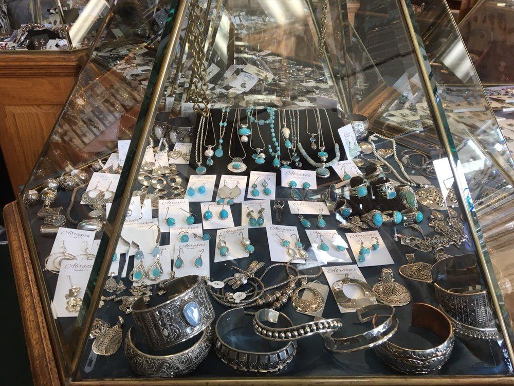 Abraxas Jewelers & Leather Goods: 505 Main, Ferndale, CA