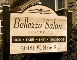 Bellezza Salon&Spa: 20481 W Main St, Lannon, WI