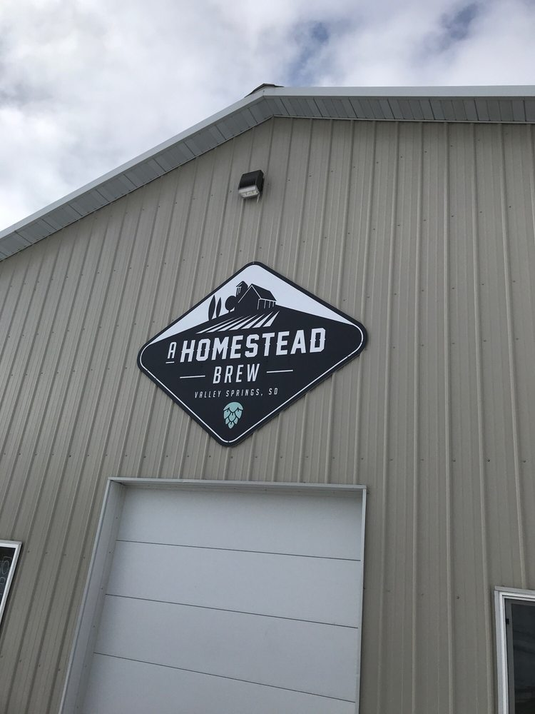 A Homestead Brew: 26685 486th Ave, Valley Springs, SD