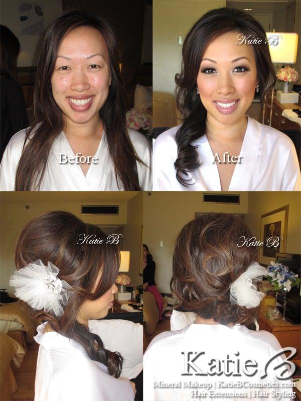 Bridal Makeup U0026 Hair By Celebrity Makeup Artist Katie B - Yelp