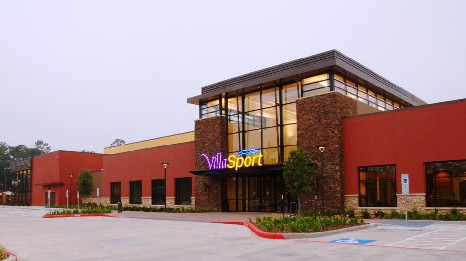 VillaSport Athletic Club and Spa - Woodlands