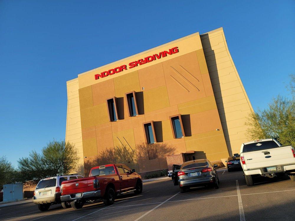 iFLY Indoor Skydiving - Phoenix: 9206 Talking Stick Way, Scottsdale, AZ