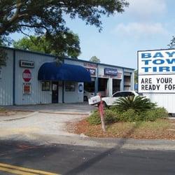 Bay town tire pros autoreifen 2609 w 15th st panama for Bay motors panama city florida