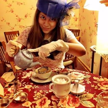 Photo of Olde English Tea Room - Wake Forest, NC, United States. Afternoon tea in NC!