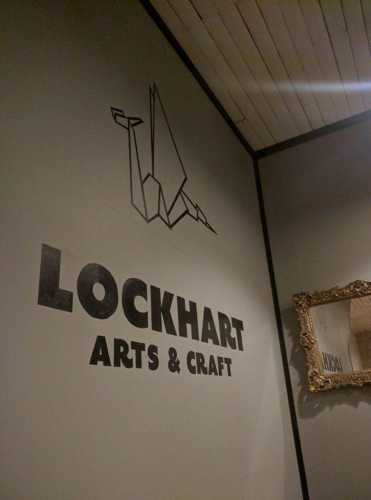 Lockhart Arts & Craft