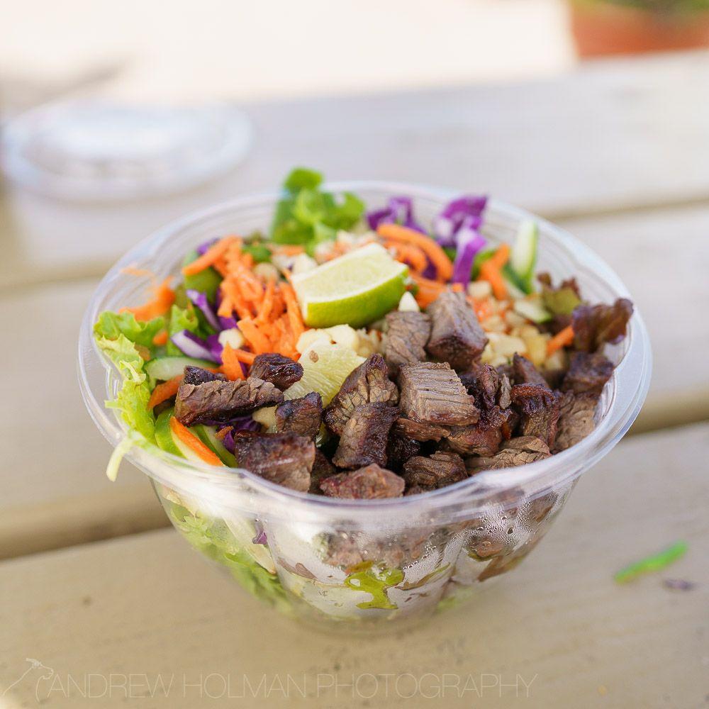 Fresh Bite Kauai: 5-5100 Kuhio Hwy, Hanalei, HI