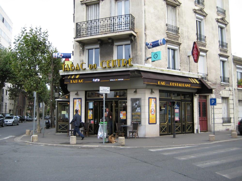 Tabac du centre tobacconists 68 rue du g n ral ebou - Office du tourisme issy les moulineaux ...